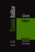 Citizen Subject Cover