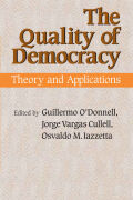 The Quality of Democracy Cover