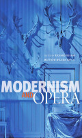 Modernism and Opera Cover