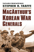 MacArthur's Korean War Generals Cover