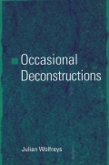 Occasional Deconstructions Cover