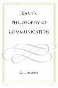 Kant's Philosophy of Communication Cover