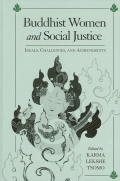 Buddhist Women and Social Justice Cover