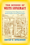 The Burden of White Supremacy Cover