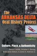 The Arkansas Delta Oral History Project Cover