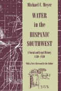 Water in the Hispanic Southwest