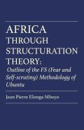Africa Through Structuration Theory Cover