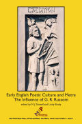 Early English Poetic Culture and Meter cover