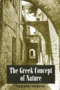 Greek Concept of Nature, The