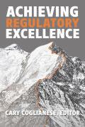 Achieving Regulatory Excellence Cover