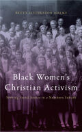 Black Women's Christian Activism Cover