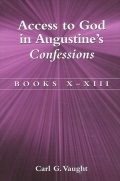 Access to God in Augustine's Confessions Cover