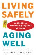 Living Safely, Aging Well Cover