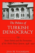 Politics of Turkish Democracy, The cover