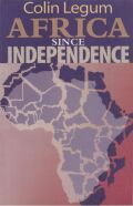 Africa since Independence Cover