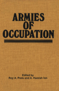 Armies of Occupation Cover