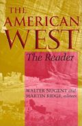 The American West Cover