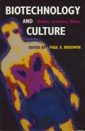 Biotechnology and Culture Cover