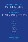 Consolidating Colleges and Merging Universities Cover