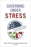 Governing under Stress: The Implementation of Obama's Economic Stimulus Program
