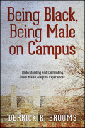 Being Black, Being Male on Campus Cover