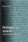 Heidegger and Aristotle cover