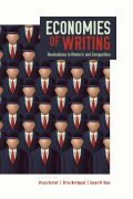 Economies of Writing Cover