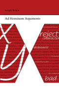 Ad Hominem Arguments Cover