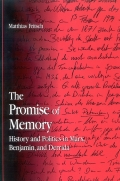 Promise of Memory, The: History and Politics in Marx, Benjamin, and Derrida