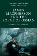 International Companion to James Macpherson and The Poems of Ossian Cover