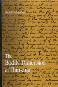 Bodily Dimension in Thinking, The Cover