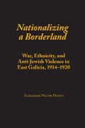 Nationalizing a Borderland Cover