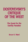 Dostoyevsky's Critique of the West Cover