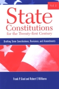 State Constitutions for the Twenty-first Century, Volume 2