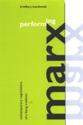 Performing Marx Cover
