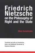 Friedrich Nietzsche on the Philosophy of Right and the State Cover