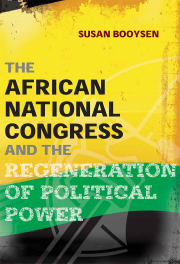 African National Congress and the Regeneration of Political Power, The