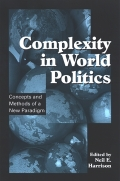 Complexity in World Politics Cover