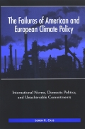 Failures of American and European Climate Policy, The cover