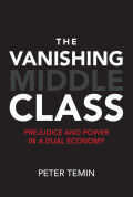 The Vanishing Middle Class Cover