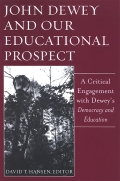 John Dewey and Our Educational Prospect Cover