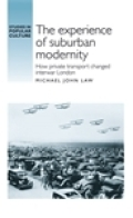 The experience of suburban modernity Cover