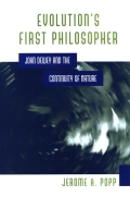 Evolution's First Philosopher Cover