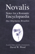 Notes for a Romantic Encyclopaedia Cover
