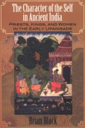 Character of the Self in Ancient India, The Cover