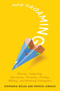 Metagaming Cover