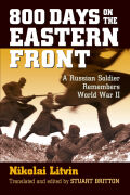 800 Days on the Eastern Front Cover