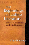 The Beginnings of Ladino Literature Cover
