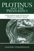 Plotinus and the Presocratics cover