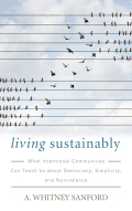 Living Sustainably Cover